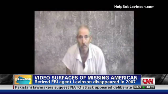 Video surfaces of missing American man