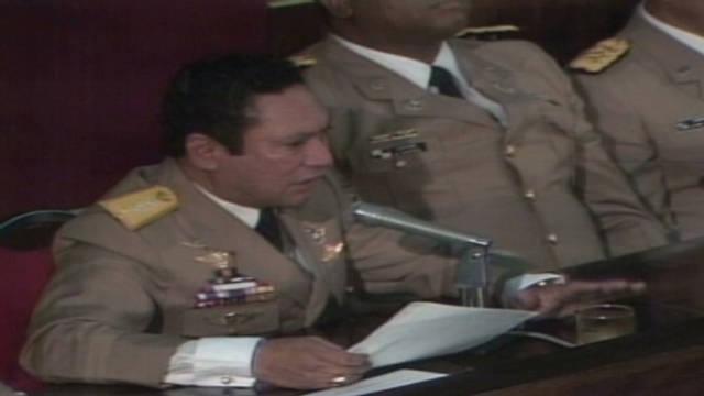 Panama prepares for Noriega's return