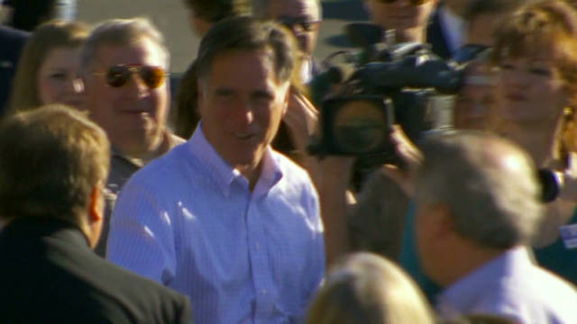 Romney attacks Gingrich's record