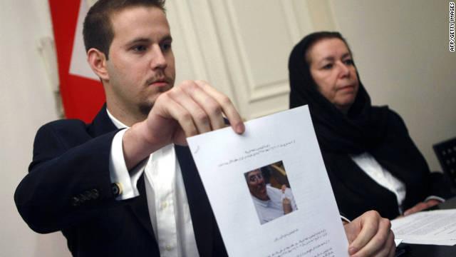 Rouhani, Amanpour discuss U.S. detainees