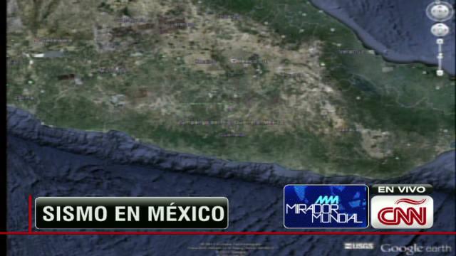 Sismo en México 02