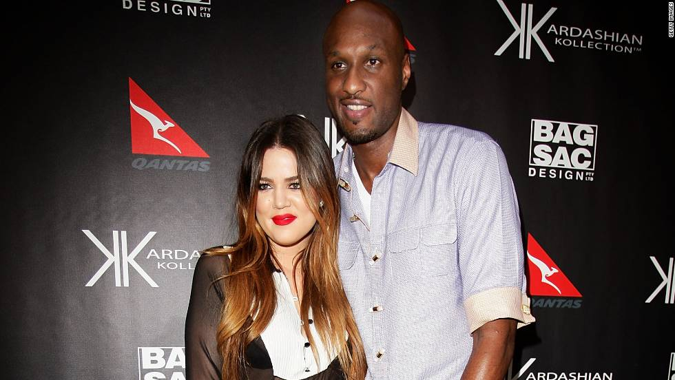 Lamar Odom is hospitalized