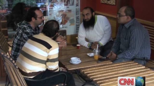 Cairo's common ground coffee