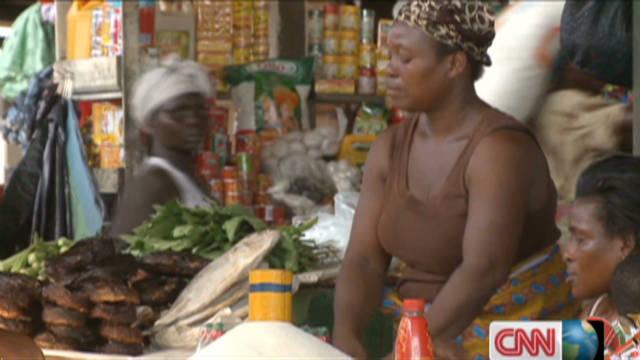 Touring Ghana's Makola Market