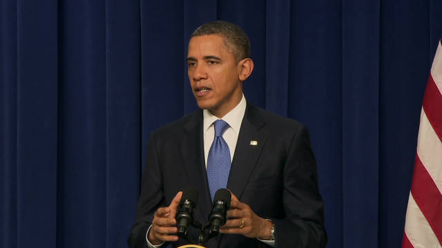 Obama: No doubt that Iraq will succeed