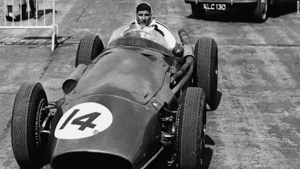 Maria Teresa de Filippis was a true pioneer, becoming the first woman to enter a grand prix at Monaco in 1958. One month later, the Italian was the first female driver to finish a race, coming last at the Belgian Grand Prix.