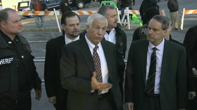 Sandusky awaits trial on abuse charges