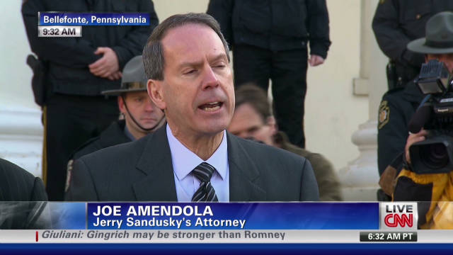 Sandusky attorney: Credibility is key