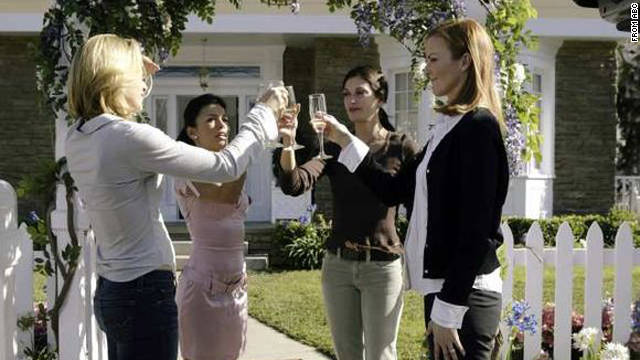 "The quartet of one-hour pilot orders include a new drama from ""Desperate Housewives"" creator Marc Cherry."