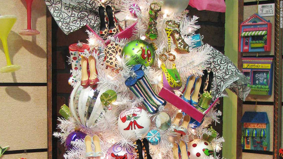 High fashion and shoes are a trend for this year as well as 2012.