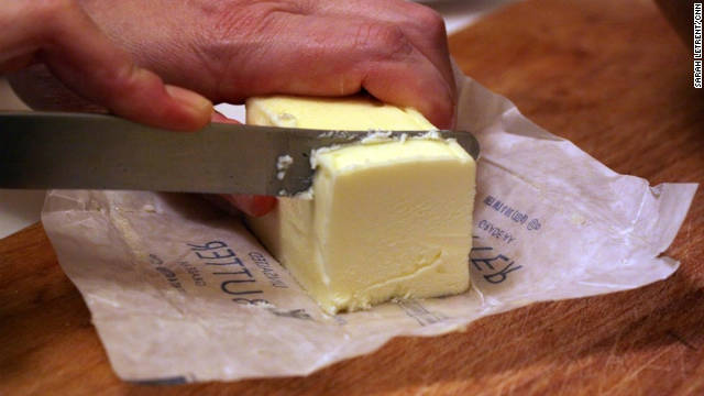 Butter is in high demand in Norway this holiday season.