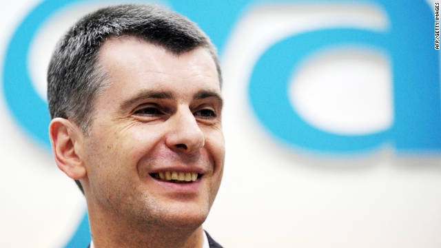 Mikhail Prokhorov has a lot of money, but oligarchs like him have not fared well against Russia's powerful elite.