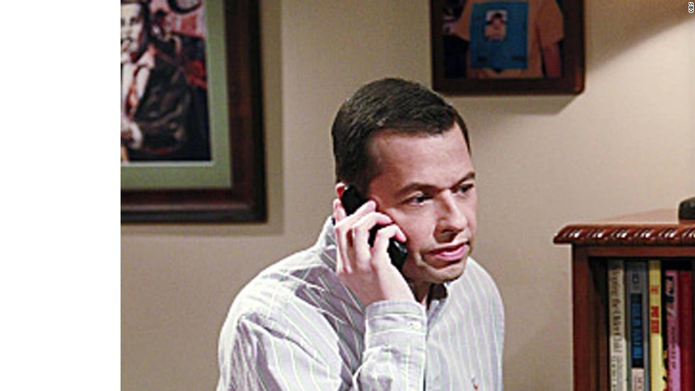 "Jon Cryer, ""Two and a Half Men""; Alec Baldwin, ""30 Rock""; Ty Burrell, ""Modern Family""; Steve Carell, ""The Office""; Eric Stonestreet, ""Modern Family"""