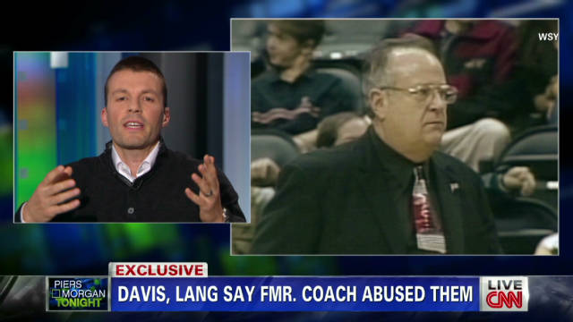 Fine's accusers describe alleged abuse