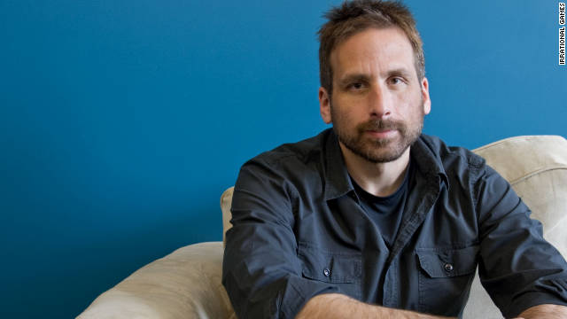 "Ken Levine, the creator of ""BioShock,"" talks going from childhood gamer to top designer."