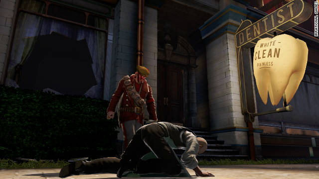 'BioShock: Infinite' has been one of the most highly anticipated games for 2012.