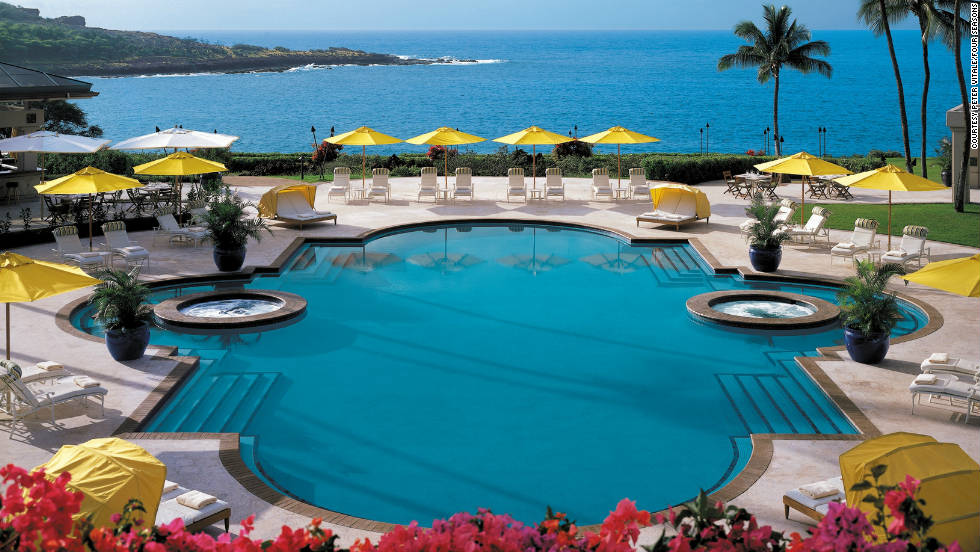 Looking for a luxury getaway for New Year's Eve? The Four Seasons Lana'i at Manele Bay is one option.