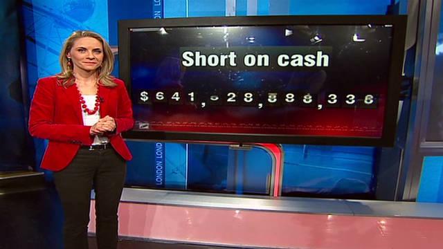 European banks seeking cash