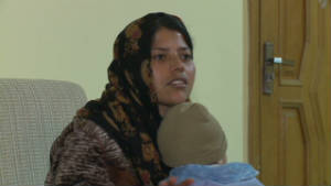Afghan rape victim freed