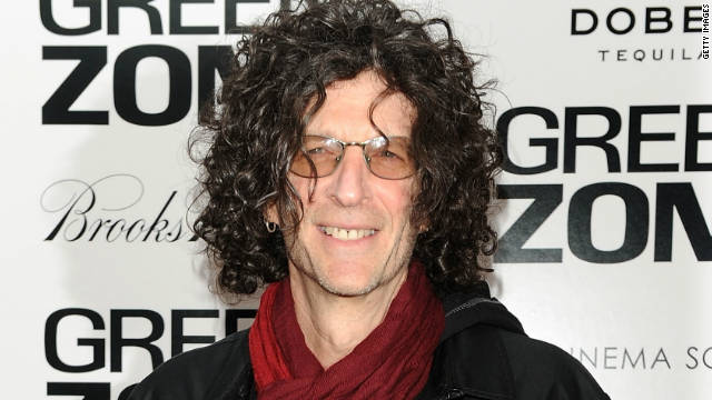 "Howard Stern was hired as a judge for the seventh season of ""America's Got Talent."""