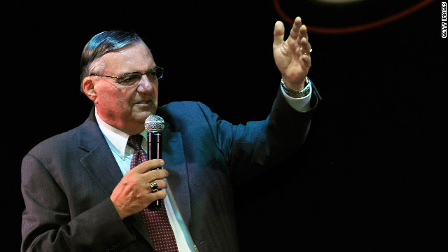 Maricopa County Sheriff Joseph Arpaio is under federal investigation after his office was accused of racial discrimination.