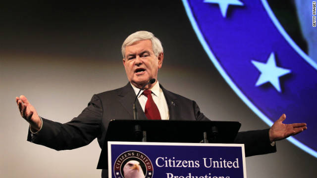 Gingrich's plea to Iowa