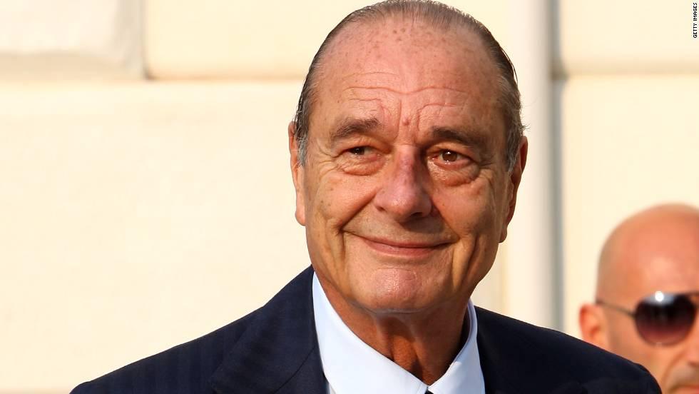Jacques Chirac Arts Et Voyages