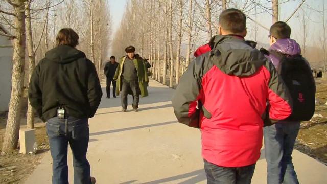 China: Bale activist visit stopped