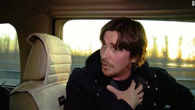 "Christian Bale gets into a scuffle with the Chinese government -- possibly costing the country an Oscar for ""Flowers of War."""
