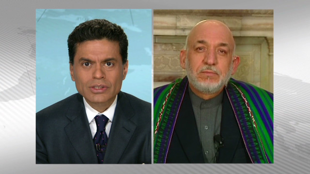 Karzai talks Afghan night raids