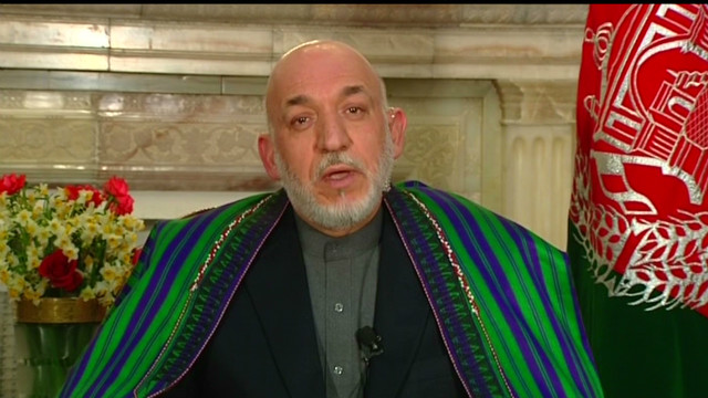 Karzai discusses Afghan rape victim