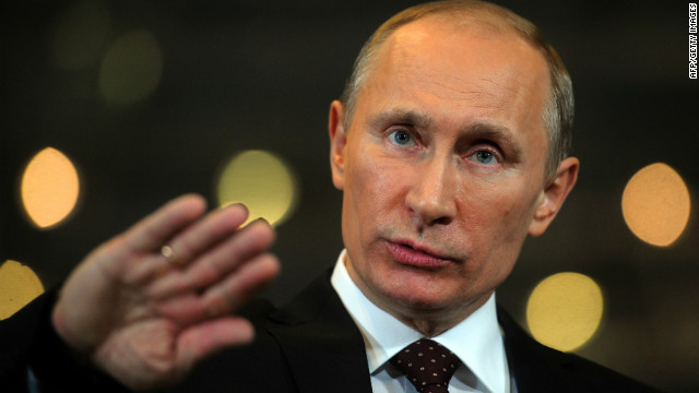 Truscott: Putin still leading politician
