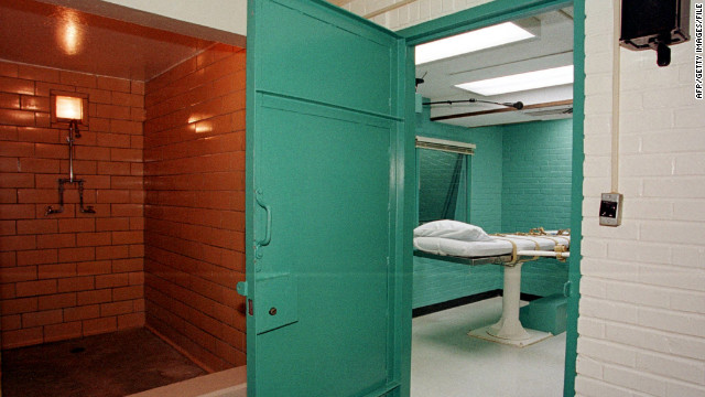 More than 700 people are on death row in California.