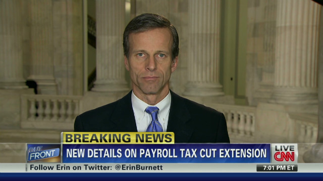 Thune: We'll be back 'in two months'