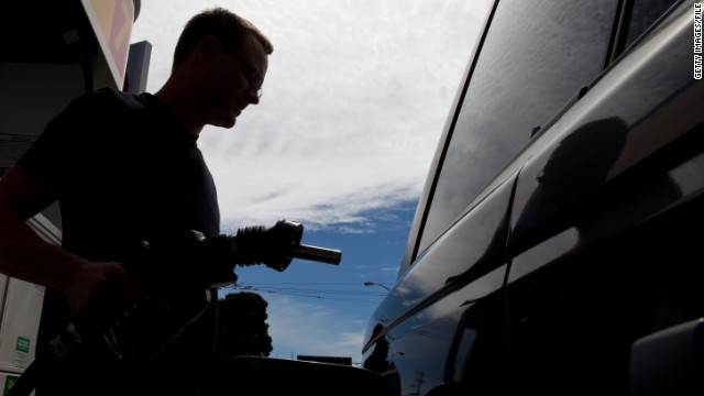 The price of gas fell 24 cents during the past six weeks but remains 33 cents higher than it was a year ago.
