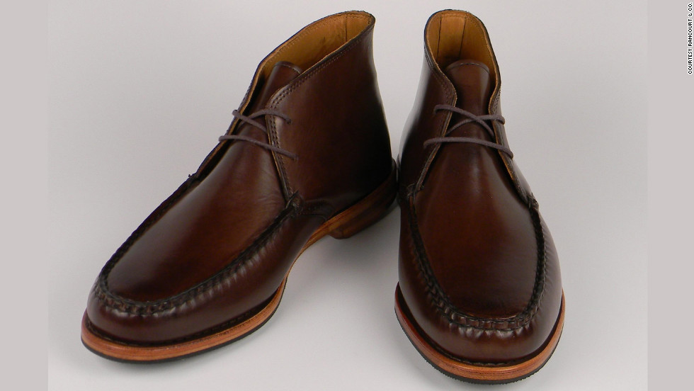 "Rancourt & Co. Shoecrafters has been producing shoes in twin cities Lewiston and Auburn in Maine since 1964. Rancourt describes its shoes not only as comfortable, but ""uniquely American."""