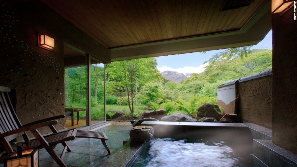 Hot springs from the most luxurious to the simply - Ryokan tokyo with private bathroom ...