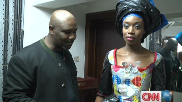 Nigerian fashion goes 'green'