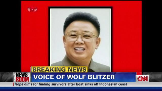 Report: Kim Jong Il dead