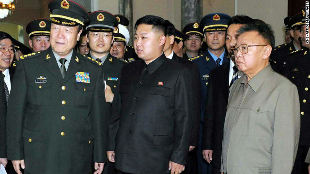 Kim Jong Un: The 'great successor'
