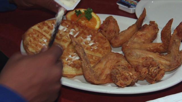 Healthy 'soul food'