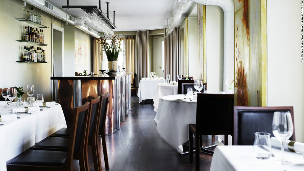 Located in the cosy old quarter of Nyboder, Kokkeriet has one Michelin star. The food features Danish dishes created using classic French techniques. You can even sign up for cooking lessons where you get to conjure up gourmet dishes under the expert guidance of the restaurant's chefs.