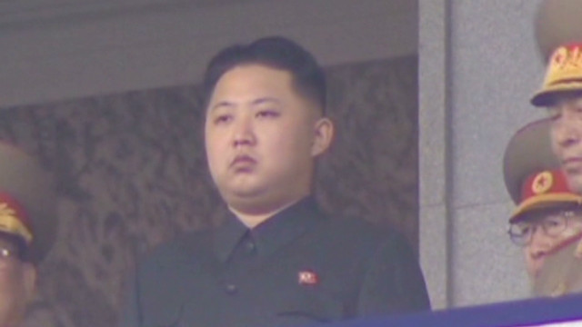 Kim Jong Un revealed
