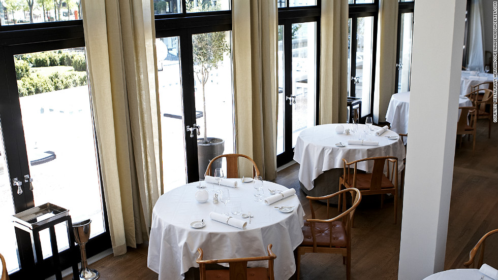 The restaurant, named after its inventive chef Thomas Herman, received its first Michelin star in 2009. The menu is based on classic Danish dishes, but be prepared for a radical new interpretation.