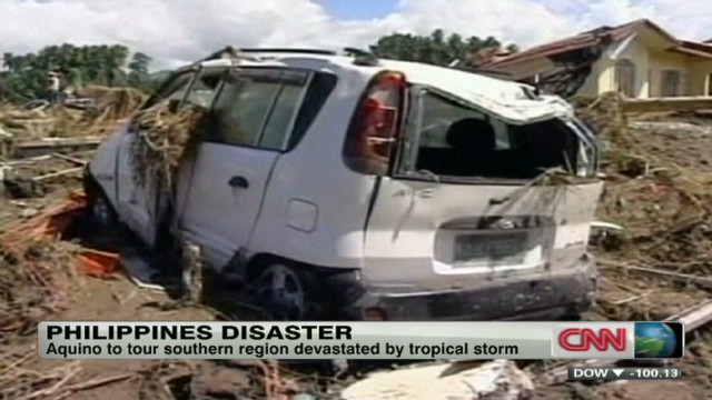 Death toll climbs in Philippines