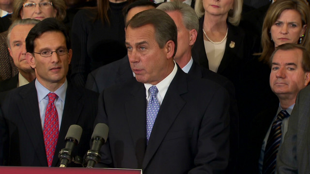 Boehner: 'I need the president to help'