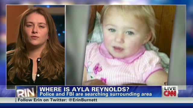 Where is Ayla Reynolds?