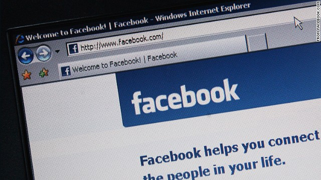 Facebook growing reason for divorce