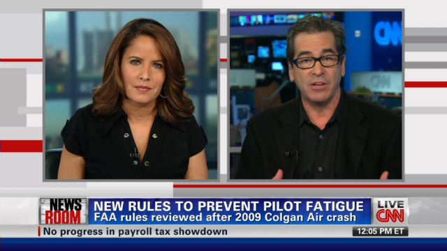 New rules to prevent pilot fatigue