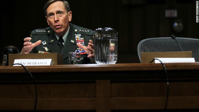 Petraeus affair's timeline sparks concern